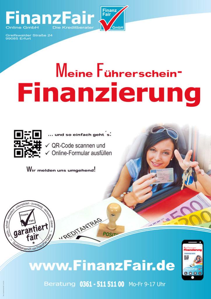 Plakat Finanz Fair